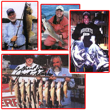 Private Guide Service With World Famous Hall Of Fame Fishing Guides